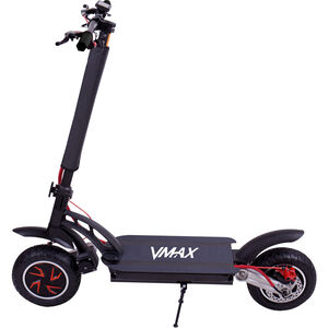VMAX Fifty-Five Usain Rolled V2.0 E-Scooter black black