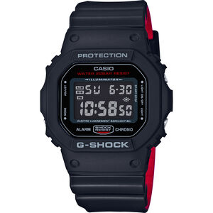 CASIO G-SHOCK DW-5600HR-1ER Watch Men black black