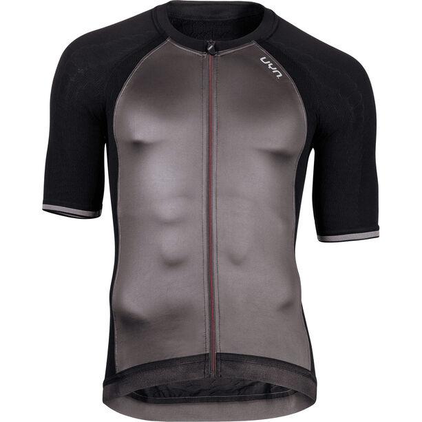 UYN Biking Activyon OW SS Shirt Herren blackboard/anthracite/grey