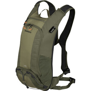 Shimano Unzen II Trail Backpack 10 L olive green olive green
