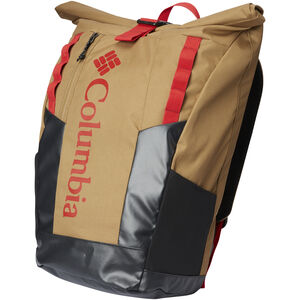 Columbia Convey Rolltop Daypack 25l delta/mountain red delta/mountain red