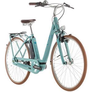 Cube Elly Cruise Hybrid 400 Easy Entry Pistachio'n'Blue bei fahrrad.de Online