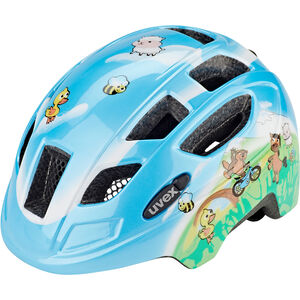 UVEX Finale Helmet LED Kinder farmer farmer