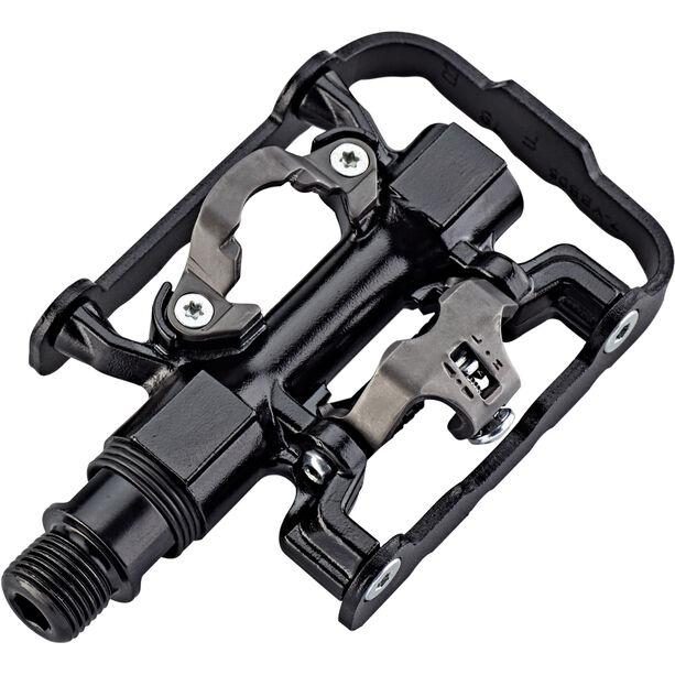 BBB BPD-23 DualChoice Pedale schwarz