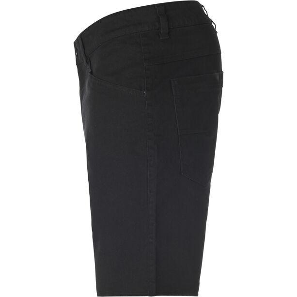 Fox Dagger Skinny Chino Shorts Herren black