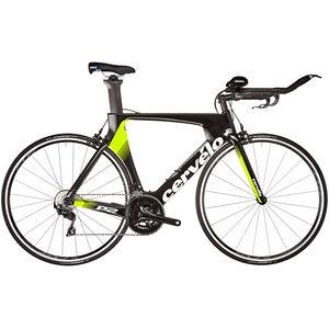 Cervelo P2 105 7000 black/white/yellow bei fahrrad.de Online