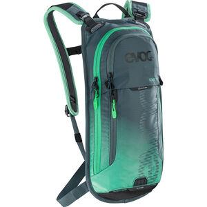 EVOC Stage Technical Performance Pack 3l + 2l Bladder slate-neon green slate-neon green