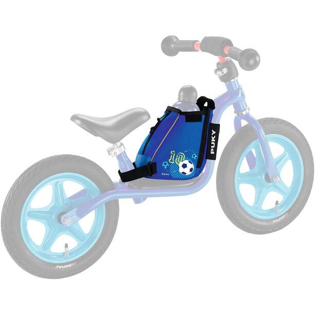 Puky LRT Laufradtasche mit Tragegurt Kinder blau fußball
