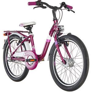 s'cool chiX 20 3-S alloy Purple Matt bei fahrrad.de Online