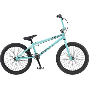 "GT Bicycles Air 20"" turquoise/black turquoise/black"