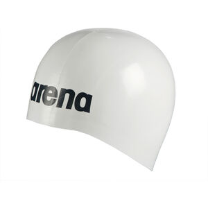 arena Moulded Pro II Swimming Cap white white