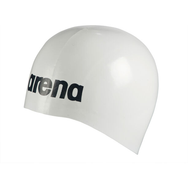 arena Moulded Pro II Swimming Cap white