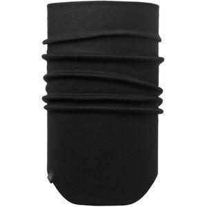 Buff Windproof Neckwarmer solid black solid black
