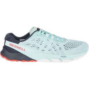 Merrell Bare Access Flex 2 E-Mesh Shoes Damen bleached aqua bleached aqua