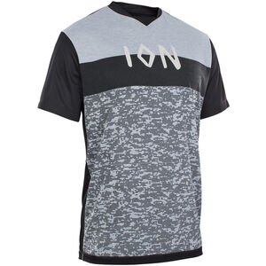 ION Scrub AMP Kurzarm-Shirt Herren black black