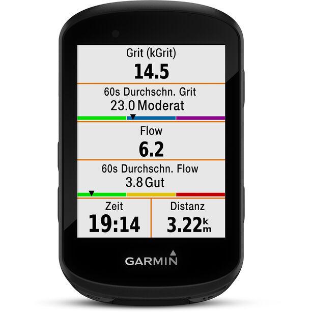 Garmin Edge 530 Fahrradcomputer MTB-Bundle black