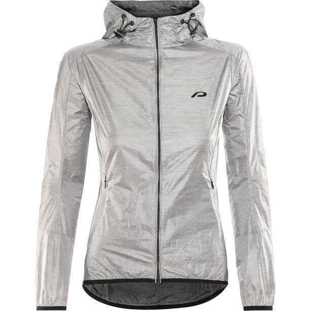 Protective P-Cover Windjacket Damen silver