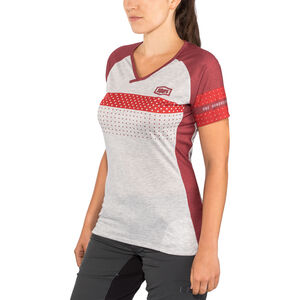 100% Airmatic Jersey Women Red