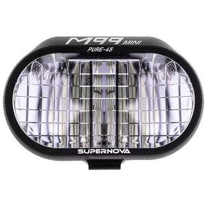 Supernova E-45 M99 Mini Pure Frontlicht schwarz schwarz