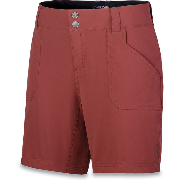 Dakine Melody Shorts Damen burnt rose