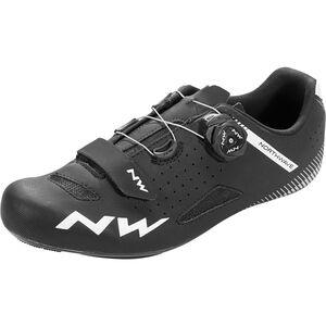 Northwave Core Plus Wide Schuhe Herren black black