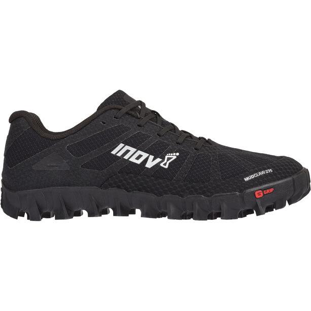 inov-8 Mudclaw 275 Running Shoes black/silver