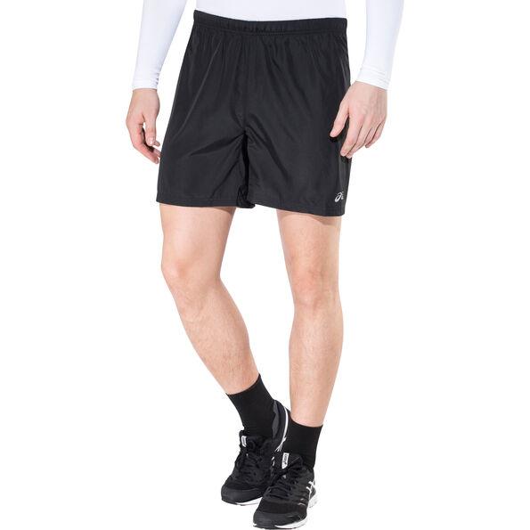 """asics Woven 7"""" Shorts Herren performance black"""