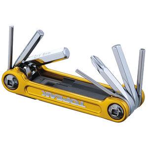 Topeak Mini 9 Pro Miniwerkzeug gold