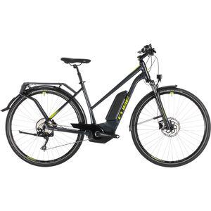 Cube Kathmandu Hybrid Pro 500 Trapez Iridium'n'Green bei fahrrad.de Online