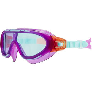 speedo Biofuse Rift Goggles Kinder orchid/soft coral/peppermint orchid/soft coral/peppermint