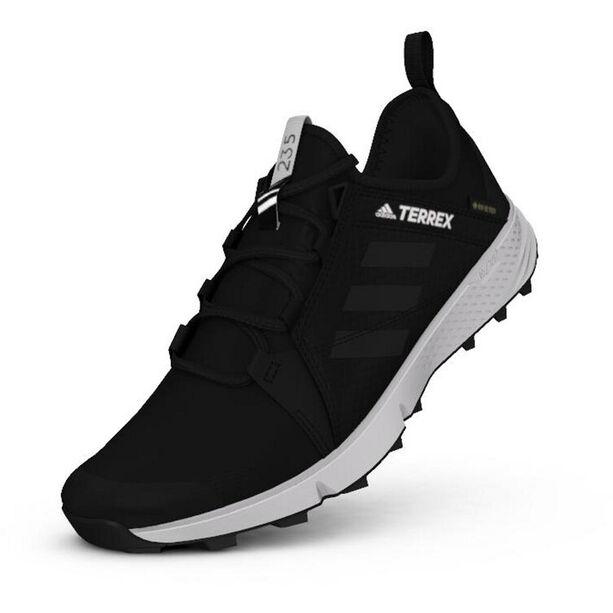 adidas TERREX Speed GTX Schuhe Damen core black/core black/footwear white