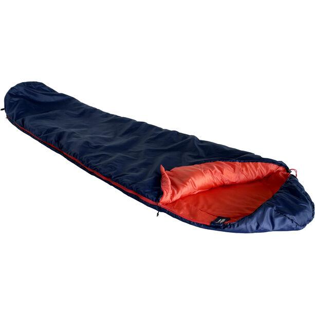High Peak Lite Pak 1200 Schlafsack links blau/orange