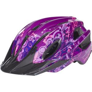 axant Rider Girl Helmet Mädchen lila lila