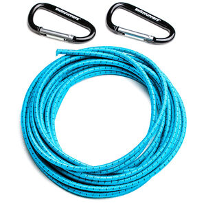 Swimrunners Support Pull Belt Cord DIY 5m blue blue