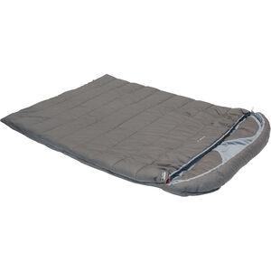 High Peak Clyde 4 Sleeping Bag grey/light grey grey/light grey