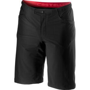 Castelli Unlimited Baggy Shorts Herren black black