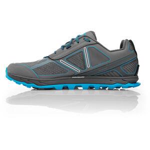 Altra Lone Peak 4 Low RSM Running Shoes Herren gray/blue gray/blue