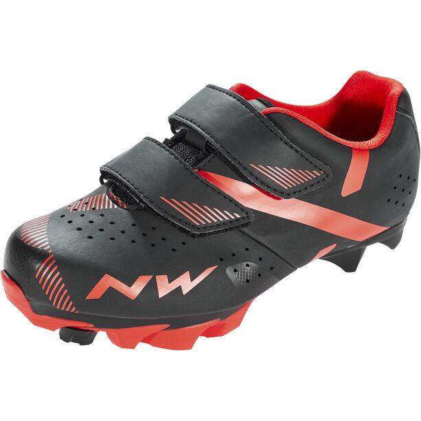 Northwave Hammer 2 Schuhe Kinder black/red