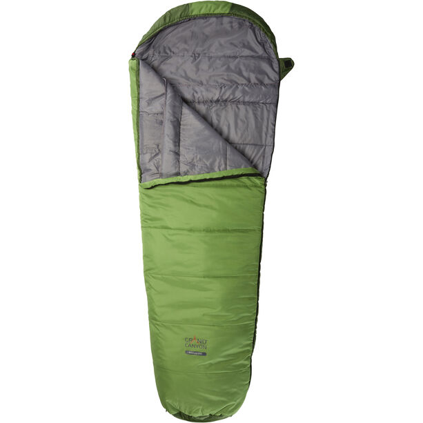 Grand Canyon Kansas 195 Sleeping Bag green