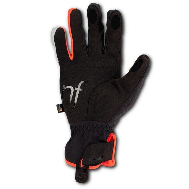 Cube Natural Fit X-Shell Langfinger Handschuhe blackline