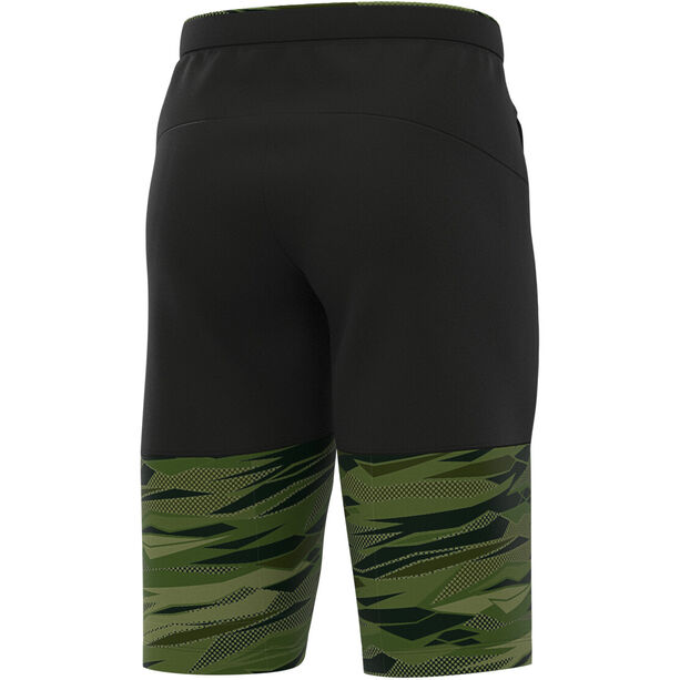Alé Cycling Off-Road MTB Rock Shorts Herren green/fluo yellow