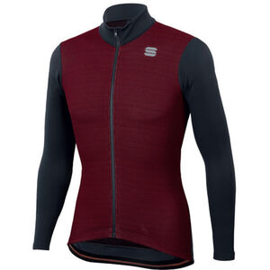 Sportful Lord Thermo Jacket Men ruby wine/anthracite bei fahrrad.de Online