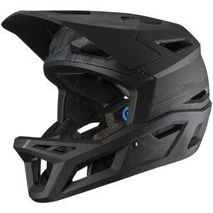 Leatt DBX 4.0 Super Ventilated Full Face Helmet black black