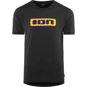 ION Seek DriRelease Tee SS Herren black black