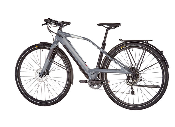 LOGO FS10 FAZUA E-Bike dark grey/black/red