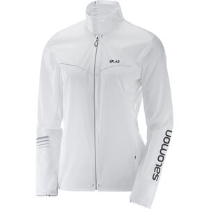 Salomon S/Lab Light Jacket Damen white white