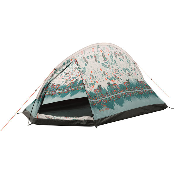 Easy Camp Daylily Tent bunt/grün