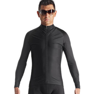 assos LS.milleIntermediateJacket_evo7 block black