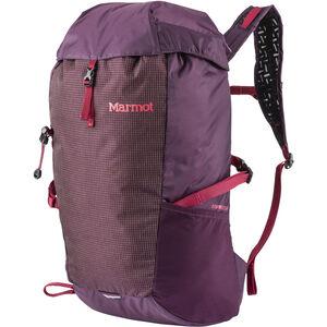 Marmot Kompressor Daypack 18l dark purple/brick dark purple/brick
