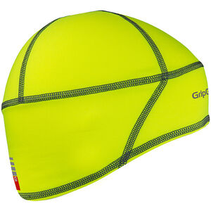 GripGrab Lightweight Thermal Hi-Vis Skull Cap fluo yellow fluo yellow